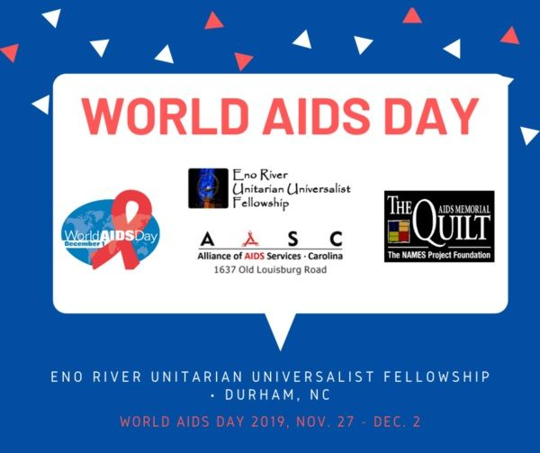 World AIDS Day 2019